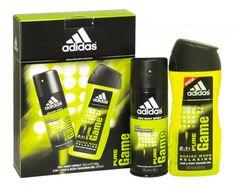 Adidas 2 piece deodorant & shower gel gift set pure game