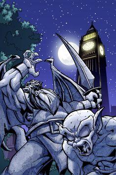 Gargoyles #7