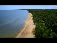 Pure Michigan! Love the lakes, trees, parks, shorelines, and natural beauty!