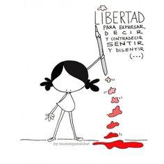 """Lámina """"Libertad""""                                                       …"""