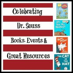 Books, events & resources celebrating Dr. Seuss! by mandy