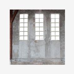 vtwonen fotobehang 300 x 300 cm - Warehouse