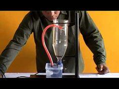 Whirlpool making machine - YouTube
