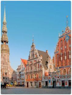Guida di Riga Informazioni su Riga Visitare