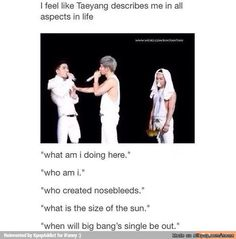 Big Bang: This is too accurate. XD [K-pop]