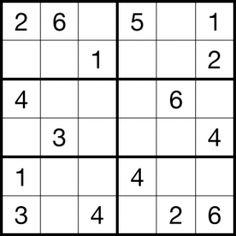 Sudoku Generator » Einfache 6×6 Kinder Sudoku zum ausdrucken Brain Games, Auditory Processing Activities, Learning Activities, Wordsearch For Kids, Mind Games, Elementary Schools, Math Resources, Occupational Therapist, Kids