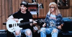 """21 Excellent Facts You Probably Didn't Know About """"Wayne's World"""" - http://fax-ing.biz/celebrities/21-excellent-facts-you-probably-didnt-know-about-waynes-world/  Bloging for business ===>>> http://allsuper.info/"""
