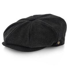 5dcc9d462030 Shelby Hat - Walrus Hats Wool Blend 8 Panel Newsboy - Tommy Shelby Hat  Peaky Blinders