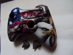 American Eagle Xbox controller..