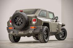 USSV rhino XT luxury SUV designboom