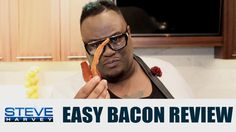 Remember James Wright Chanel and his video review of Patti LaBelle's pies that went absolutely viral a short time ago? Well, you ain't seen nothing yet! Check out his new review of STEVE HARVEY'S BACON and apparently, he now has a YouTube review channel! Fa-bu-lous! YGB!