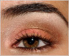 Summer Makeup: Molten Lava Goes To the Beach, v. 2
