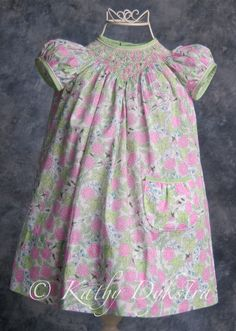 Summer dress - liberty fabric
