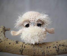Baby Snow Owl
