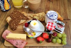 French brunch at café and bistro Frenchy - Five great brunch spots in Copenhagen via The Copenhagen Tales