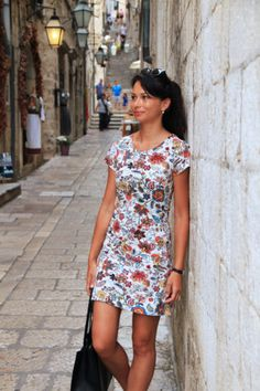 Short Sleeve Dresses, Dresses With Sleeves, Fashion Dresses, Shoulder Dress, Shirt Dress, Casual, Shirts, Sewing Ideas, Fashion Show Dresses