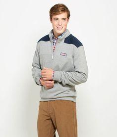 Men's Pullovers: Quilted Shep Shirt for Men - Vineyard Vines