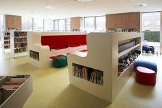 bibliotheek inrichting - Google zoeken
