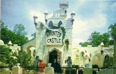 The Haunted Castle was a haunted house attraction at Six Flags Great Adventure in Jackson, NJ. On May 11, 1984, a fire swept through the building