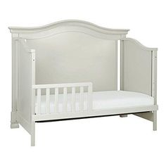 million dollar baby classic louis 4in1 convertible crib with toddler bed conversion kit white - Crib Conversion Kit