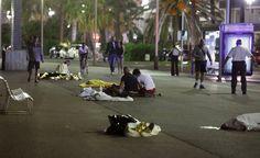 At least 80 killed in horrific terror attack in Nice, France, as truck mows down crowd watching Bastille Day fireworks celebration France 2, Nice France, World Trade Center, Le Bataclan, Nice Cote D Azur, Promenade Des Anglais, Holland, Self Fulfilling Prophecy, Paris Attack