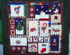 Image detail for -quilting specializes in holiday and christmas quilting patterns ...