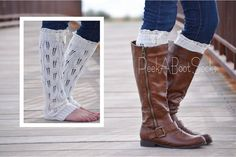 Peek a Boot Socks