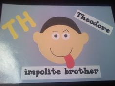 Digraphs Brother Poster
