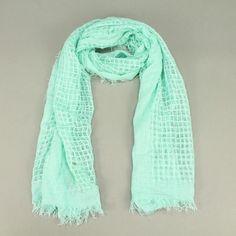 New Cejon Mint Scarf Long Warm Soft Knitted Shawl Lightweight Casual Women's #Cejon