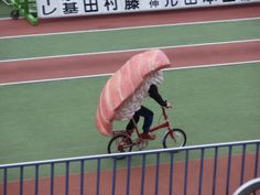 a sushi on a bike via ak47