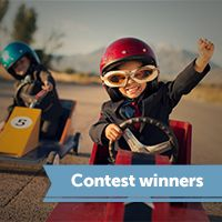 Find out if you've won in our latest contests!