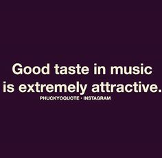I think the biggest reason this is true is because a person's taste is music is a direct reflection of what's in their heart. It's a reflection of what's actually in their mind ! Sound Of Music, I Love Music, Listening To Music, Music Is Life, My Music, Music Lyrics, Music Quotes, Film Quotes, True Quotes
