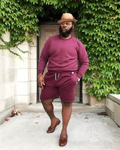 Camouflage It — The Big Fashion Guy is part of Big men fashion - Mens Plus Size Fashion, Chubby Men Fashion, Plus Size Mens Clothing, Large Men Fashion, Men's Fashion, Mens Clothing Styles, Fashion Shoes, Mens Fashion Summer Outfits, Mens Fashion Suits