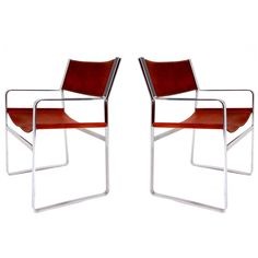 Rare Pair of JH-813 Armchairs by Hans Wegner | See more antique and modern Armchairs at http://www.1stdibs.com/furniture/seating/armchairs
