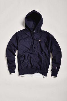 b1ecb1859f9 Champion Icon Reverse Weave Hoodie Sweatshirt