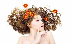 Photoshop Actions mega bundle from Krystal Creations! Get premium effects for painting in Photoshop, photo tracer effects, HDR looks, and more. 2015 Hairstyles, Black Women Hairstyles, Messy Hairstyles, Blonde Curls, Stop Hair Loss, Hair Loss Treatment, Hair Pictures, Photoshop Actions, Flowers In Hair