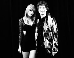 Taylor Swift Performs With The Rolling Stones