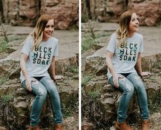 Westward Wandering is a Black Hills clothing company offering t-shirts, tanks, sweatshirts and more that are inspired by the life and places in the Black Hills.