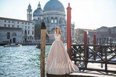 Suknia ślubna Pentelei 2228