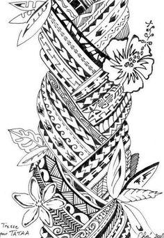 marquesan tattoos for women Polynesian Tattoos Women, Samoan Tribal Tattoos, Polynesian Art, Polynesian Tattoo Designs, Maori Tattoo Designs, Polynesian Tattoo Sleeve, Hawaiianisches Tattoo, Leg Tattoos, Body Art Tattoos