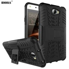 Cases For Huawei p9 Plus Honor 8 7 5C Y3 II Y5 II Case Cover Plastic Silicon Hard Back Armor Anti Knock Phone Bags cases IDOOLS
