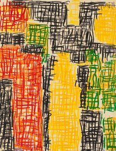 Günther Förg (born 5 December 1952 in Fuessen, southern Bavaria) is a prominent German painter, graphic designer, sculptor, and photographer. His abstract style is influenced by American abstract painting. He lives and work in Colombier, Neuchâtel, Switzerland.