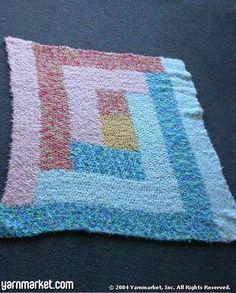 Baby blanket from http://www.yarnmarket.com/yarn/Crystal_Palace_Free-Crochet_Kiddo_Baby_Blanket_Free-2146.html