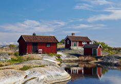 Huvudskär islet, Stockholm archipelago
