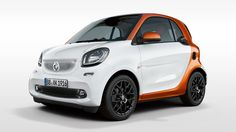 The new smart fortwo