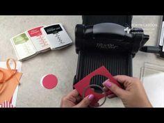 Stampin' Up! Fresh Fruit Thank You Card Tutorial- Episode 498 - YouTube
