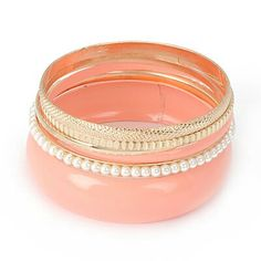 C07329 peach bangle...lady look