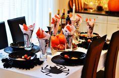 Pynt bordet til Halloween | Marta Alise