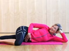 pelvic floor and post pregnancy exercise with videos