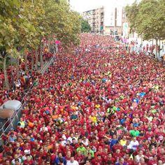 Cursa de la Mercè 2014 / Barcelona
